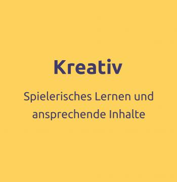 Wir sind Kreativ