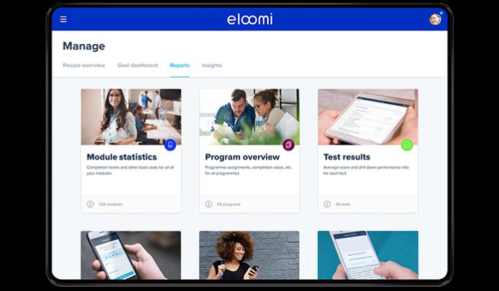 eloomi software